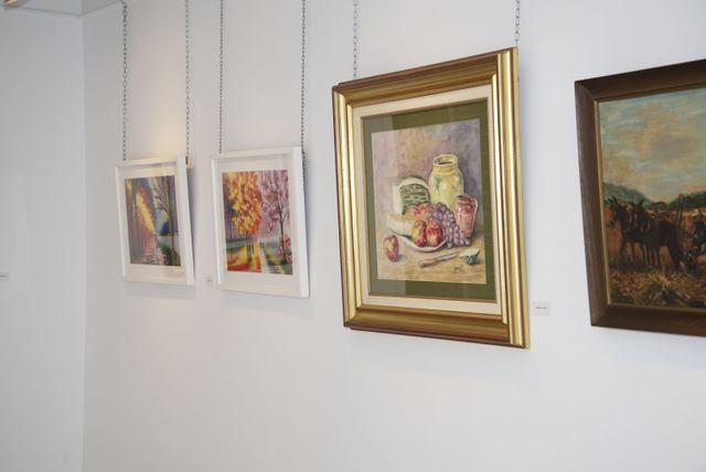 Fundació Caixa Carlet Exposició Colectiva